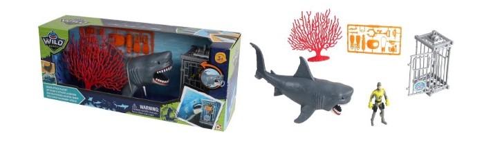 Фото - Игровые наборы Chap Mei Игровой набор Атака акулы игровые наборы chap mei игровой набор спасатель береговой охраны