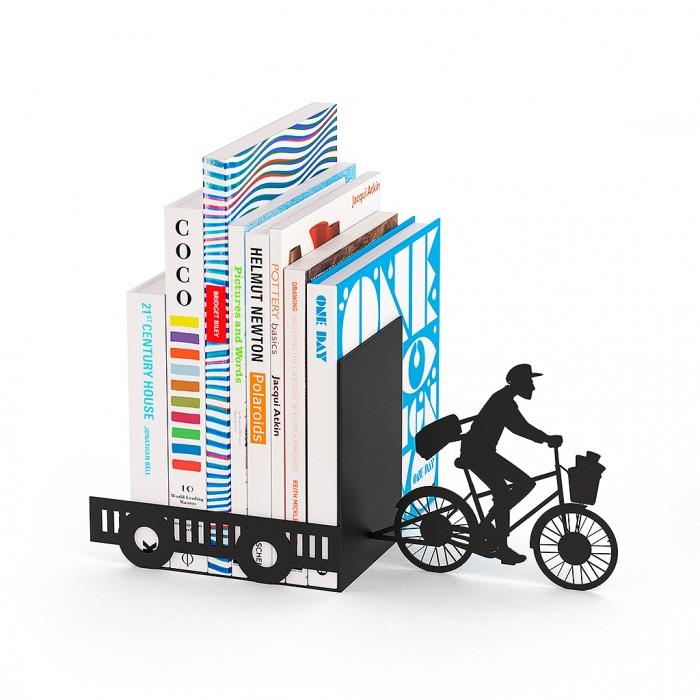 Канцелярия Balvi Держатель для книг Postman
