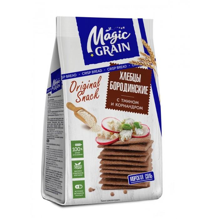 Правильное питание Magic Grain Хлебцы бородинские Тмин и кориандр 90 г
