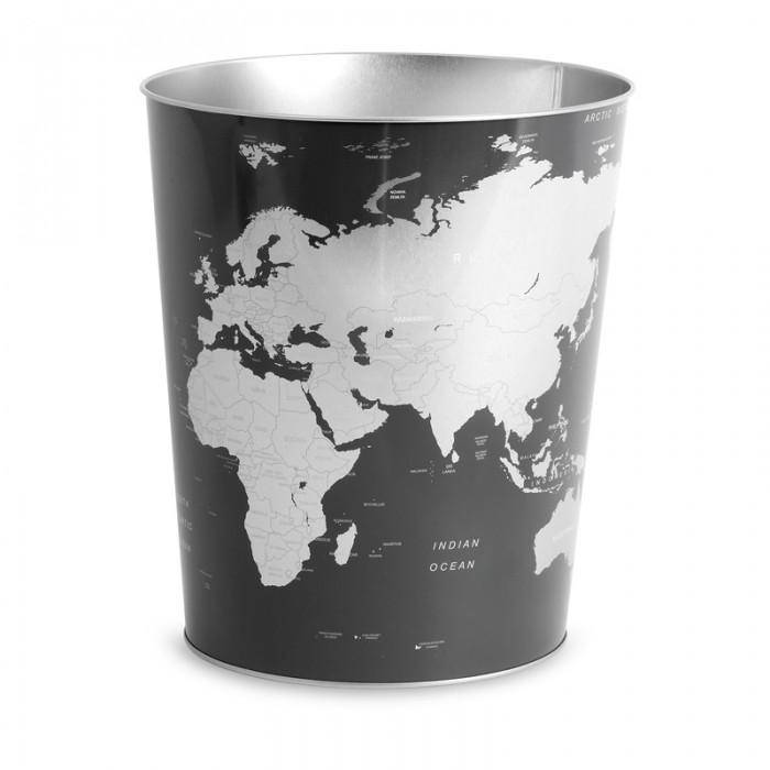 Купить Канцелярия, Balvi Корзина для бумаг Globe