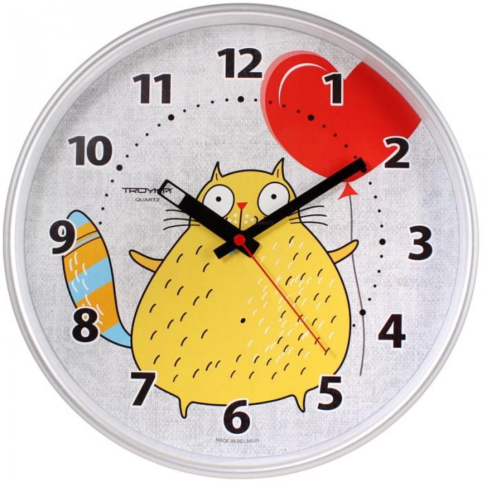 Часы Troyka настенные 77777720.