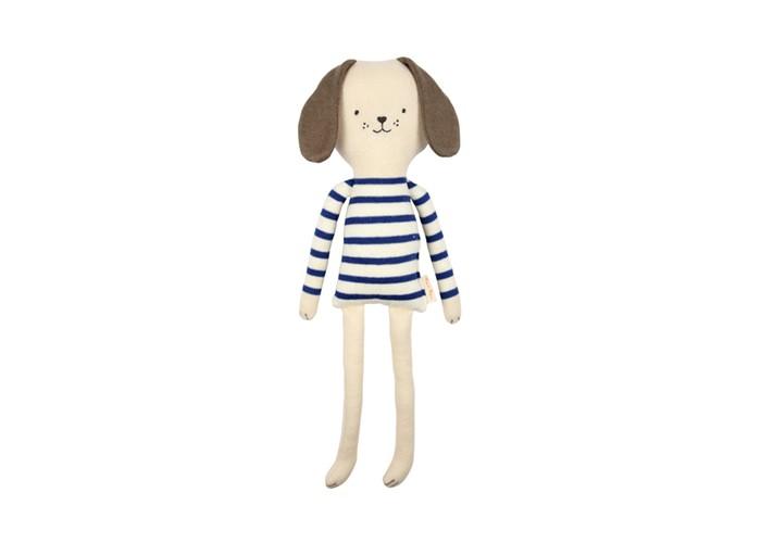 Мягкая игрушка MeriMeri Собачка Бастер