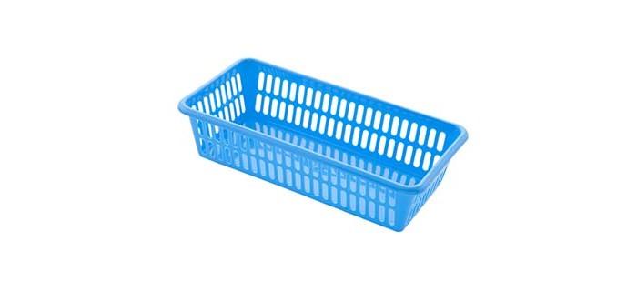 Хозяйственные товары Полимербыт Корзина 20х10х4.8 см корзина для белья полимербыт 38 55 см угловая