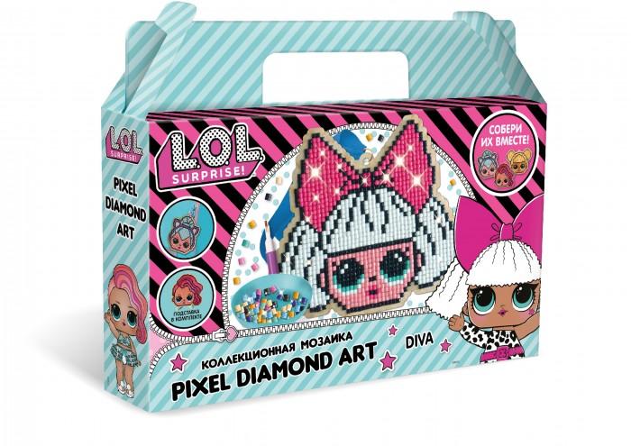 Картинка для L.O.L. Surprise! Пиксельная мозаика Diva