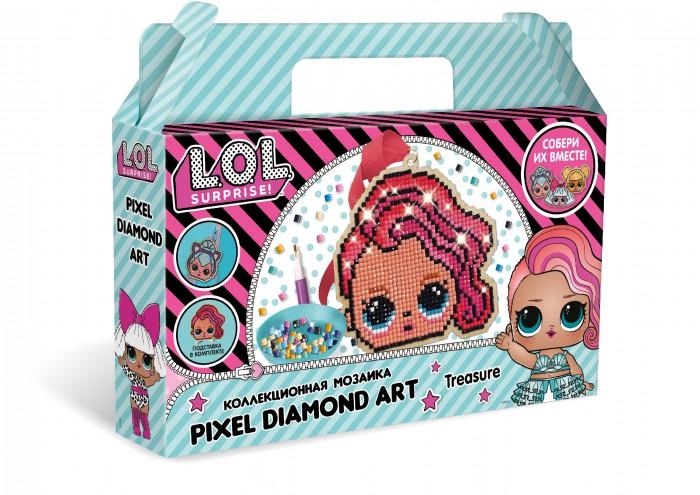 Картинка для L.O.L. Surprise! Пиксельная мозаика Treasure