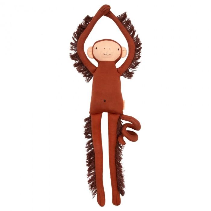 Мягкие игрушки MeriMeri Джунгли Обезьянка