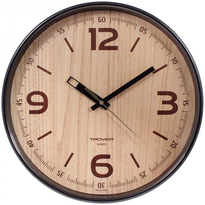 Часы Troyka настенные 77774731.