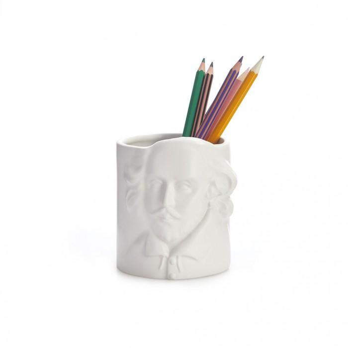 Balvi Подставка для канцелярских принадлежностей William Shakespeare