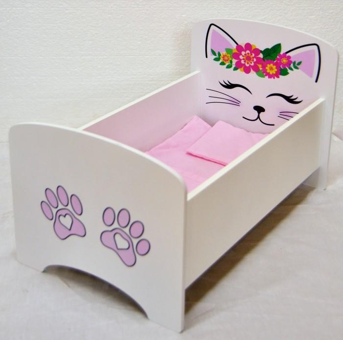 Кроватка для куклы Коняша Цветные сны Кэтрин
