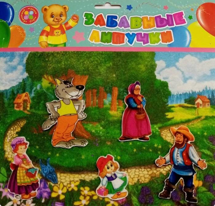 Игры для малышей Учитель Игра развивающая и пазл Красная шапочка недорого