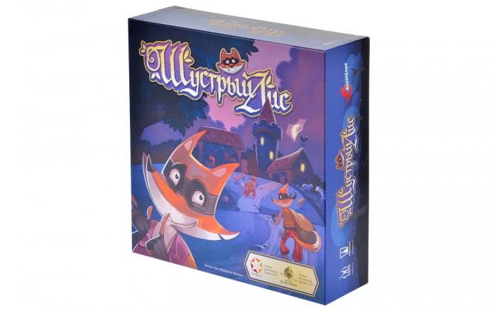 Купить Настольные игры, Magellan Настольная игра Шустрый лис