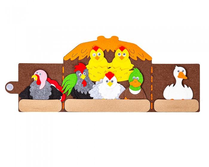 Ролевые игры Смайл Декор Театр пальчиковый Птичий двор