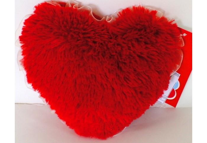 Мягкие игрушки Нижегородская игрушка Сердечко мягкая игрушка нижегородская игрушка зоопарк с бантиком медведь 40 см
