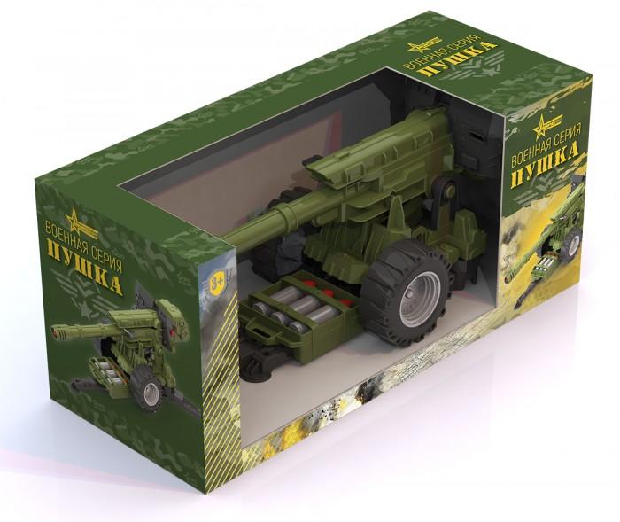 Машины Нордпласт Машина военная Пушка
