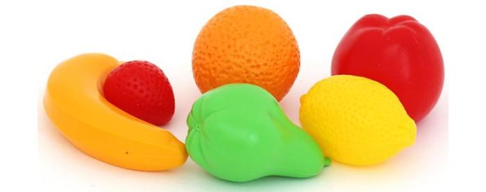 Фото - Ролевые игры Нордпласт Игровой набор Фрукты (6 предметов) ролевые игры гринпласт набор овощи и фрукты 6 шт