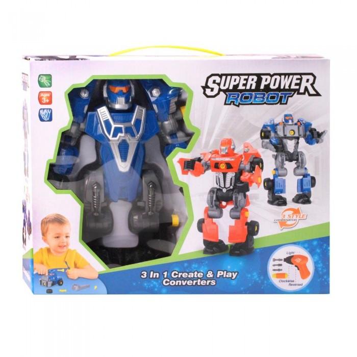 Купить Роботы, Игротрейд Робот-трансформер 1362998
