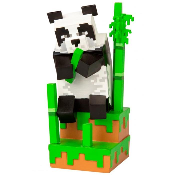 Игровые фигурки Jinx Minecraft Фигурка Adventure figures 4 Panda 10 см мягкая игрушка jinx minecraft детеныш волка 20 см