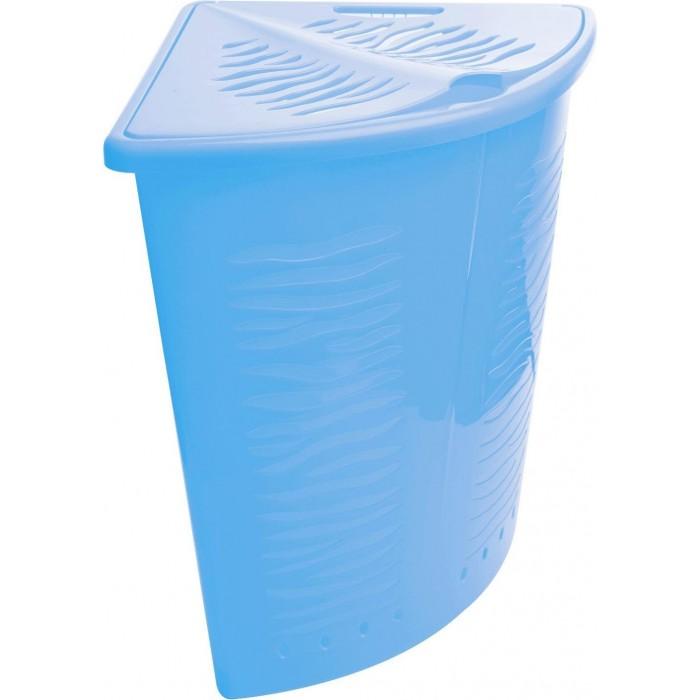 Хозяйственные товары BranQ Корзина для белья Aqua угловая 40 л
