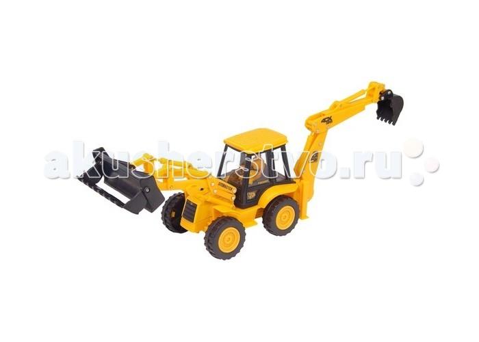 Машины JCB Cтроительная техника 1:32 Экскаватор игрушечные машинки на пульте управления по грязи купить