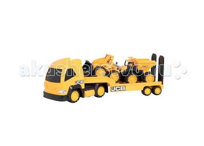 Машины JCB Фура с двумя машинками плоскогубцы jcb jpl005