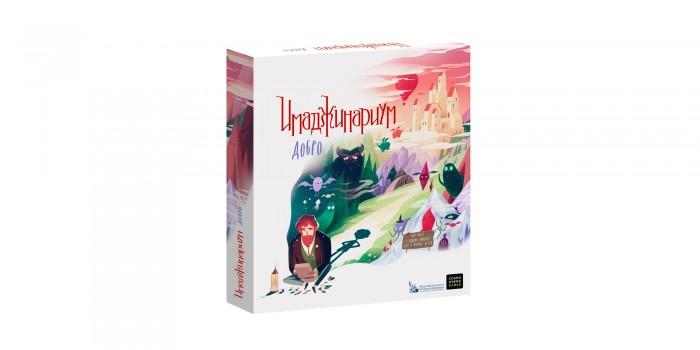 Настольные игры Cosmodrome Games Настольная игра Имаджинариум Добро