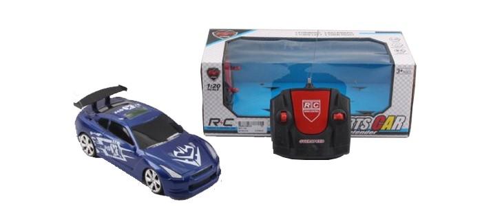 Радиоуправляемые игрушки Игротрейд Машинка радиоуправляемая 1:20 633-13A/DT