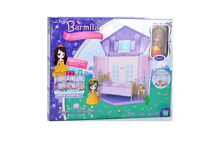 Кукольные домики и мебель Игротрейд Замок для кукол 6 в 1