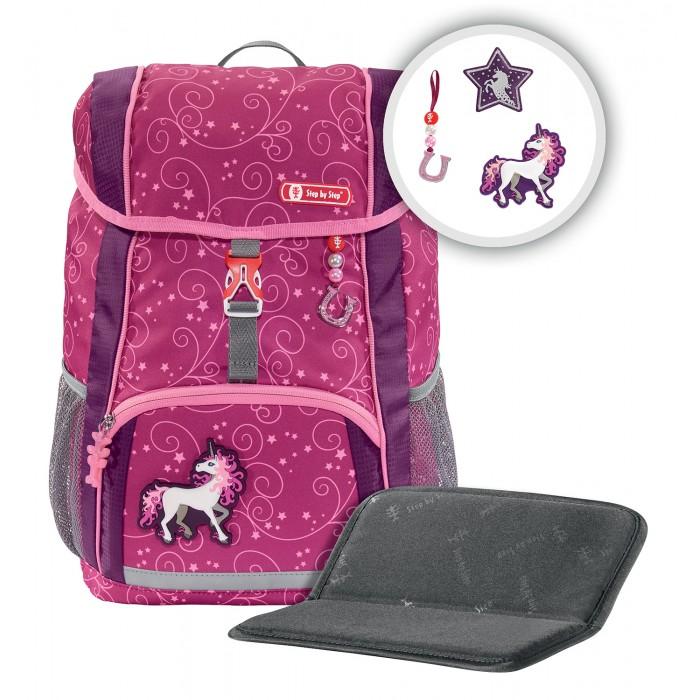 Школьные рюкзаки Step By Ранец KID Unicorn с наполнением