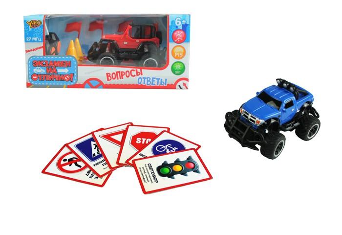 Купить Радиоуправляемые игрушки, Игротрейд Машинка на радиоуправлении 1:43