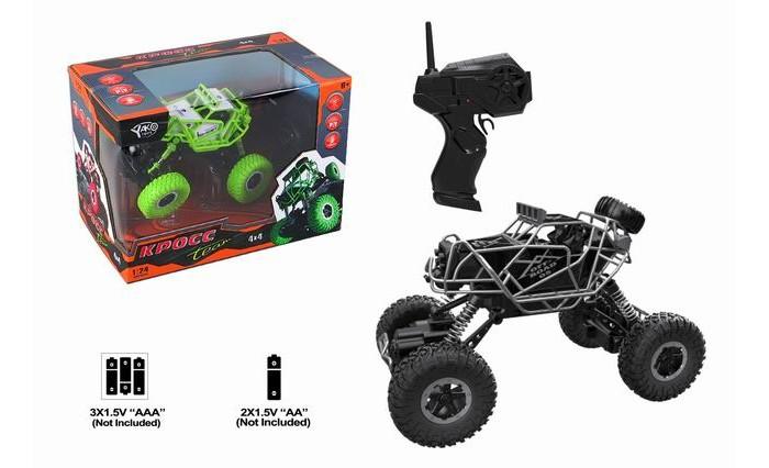 Фото - Радиоуправляемые игрушки Игротрейд Машинка радиоуправляемая 1:24 M9508-2 радиоуправляемые игрушки игротрейд машинка радиоуправляемая пожарная