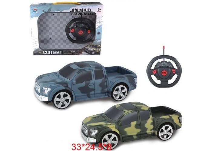 Фото - Радиоуправляемые игрушки Игротрейд Машинка-пикап на радиоуправлении ZY1097442 радиоуправляемые игрушки игротрейд машинка радиоуправляемая пожарная