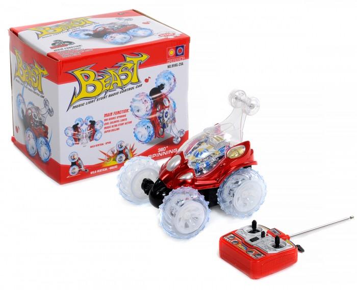 Купить Радиоуправляемые игрушки, Игротрейд Машинка-перевертыш на радиоуправлении