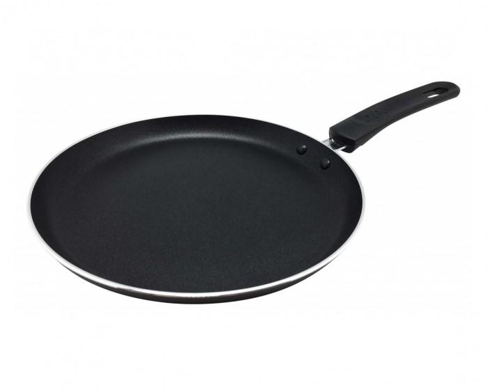 Посуда и инвентарь Taller Сковорода 24 см TR-44168 сковорода d 24 см kukmara кофейный мрамор смки240а