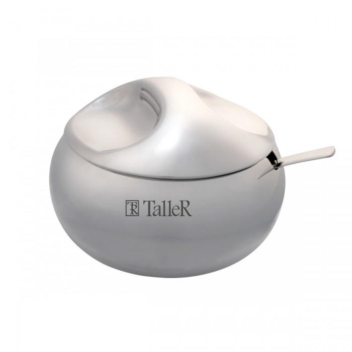 Купить Посуда и инвентарь, Taller Сахарница 330 г TR-1123