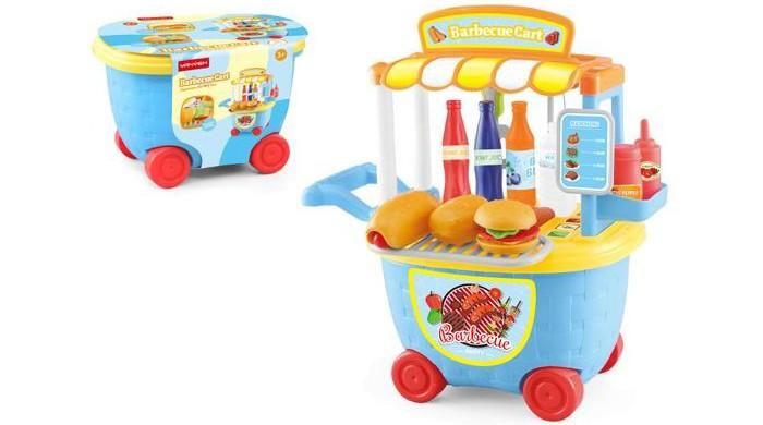Купить Ролевые игры, Игротрейд Набор Кухня барбекю с продуктами