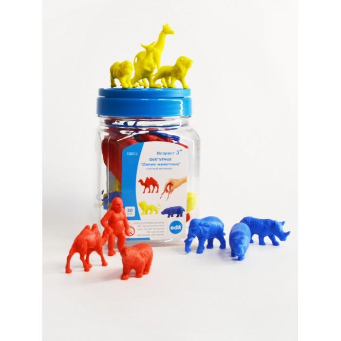 Купить Раннее развитие, EDX Education Счетный материал Дикие животные