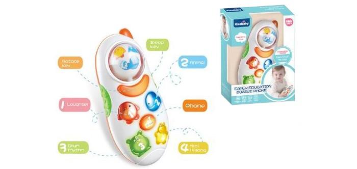 Электронные игрушки Игротрейд Телефон 1747903