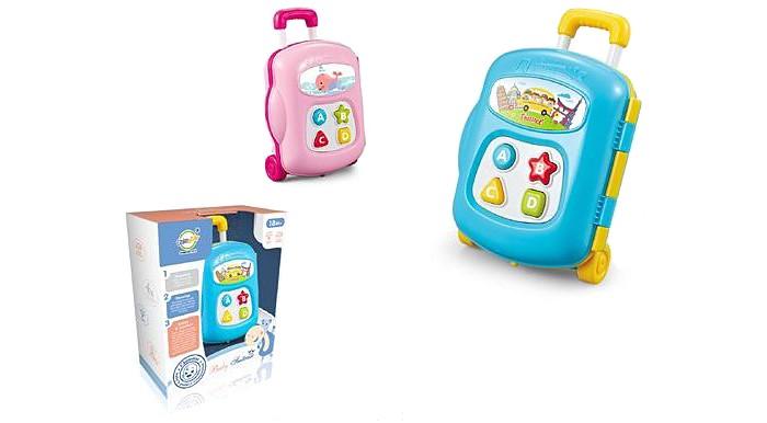 Развивающие игрушки Игротрейд Чемоданчик 1816670