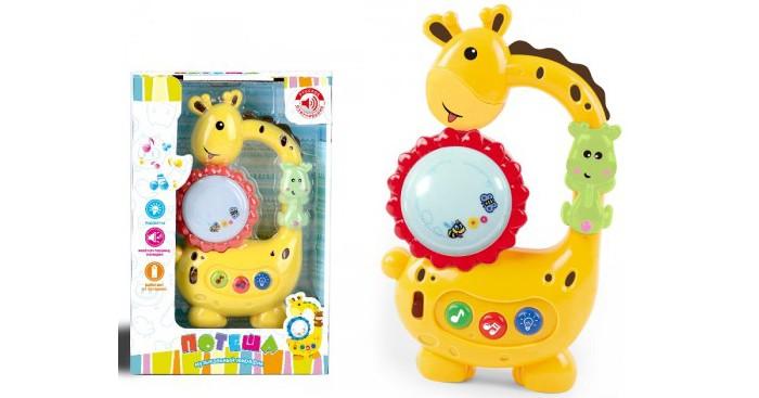 электронные игрушки Электронные игрушки Игротрейд Жирафик музыкальный