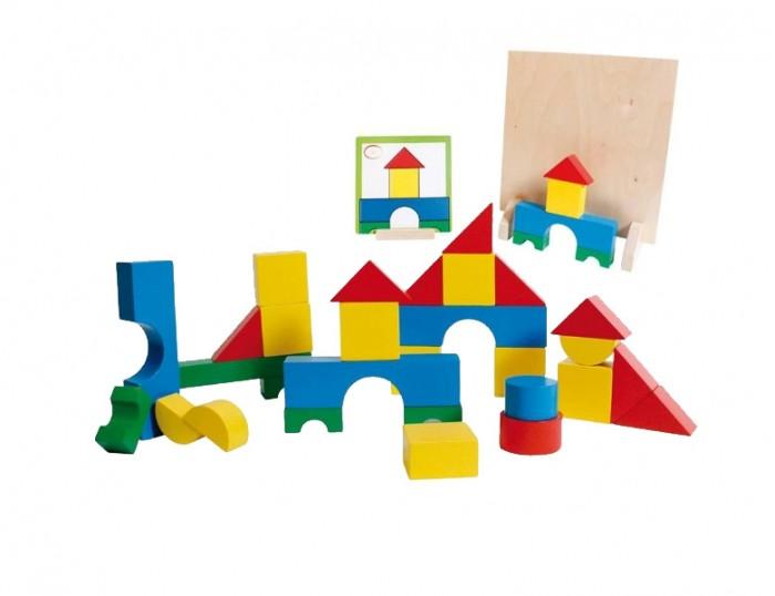 Beleduc Развивающая игра Тополого ГеоРазвивающая игра Тополого ГеоBeleduc Развивающая игра Тополого Гео позволит ребенку увидеть трехмерность обычных геометрических форм. Воссоздание рисунков идентичных рисункам на карточках развивает у ребенка в первую очередь двигательные навыки, которые необходимы при передаче кубиков, цилиндров и других основных форм.  Особенности: «Кубик на кубик» - развивающая игра «ТопоЛого Гео» поможет детям воссоздать двухмерные фигурки в трехмерном изображении.<br>