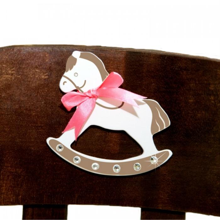 Аксессуары для мебели Можга (Красная Звезда) Накладка №2 Лошадка аксессуары для мебели можга красная звезда ящик стола р430 2