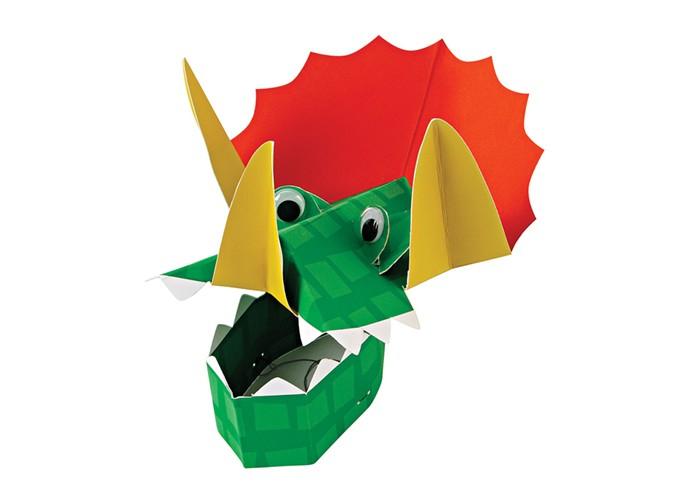 Картинка для Товары для праздника MeriMeri Праздничные колпачки Динозавры 8 шт.