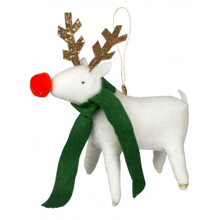 Новогодние украшения MeriMeri Украшение на елку Северный олень