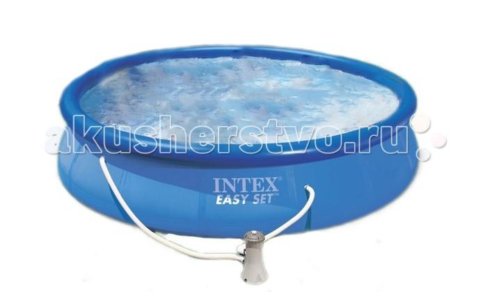 Бассейн Intex Easy Set 366х76 см с фильтром