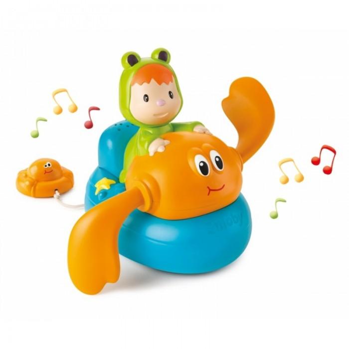 Игрушки для ванны Smoby Cotoons Игрушка Музыкальный краб