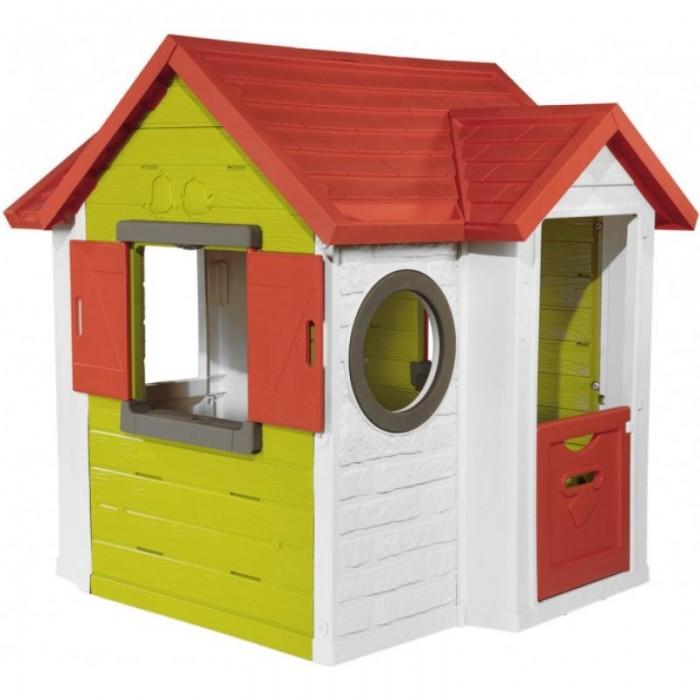 Купить Игровые домики, Smoby Детский игровой домик Neo