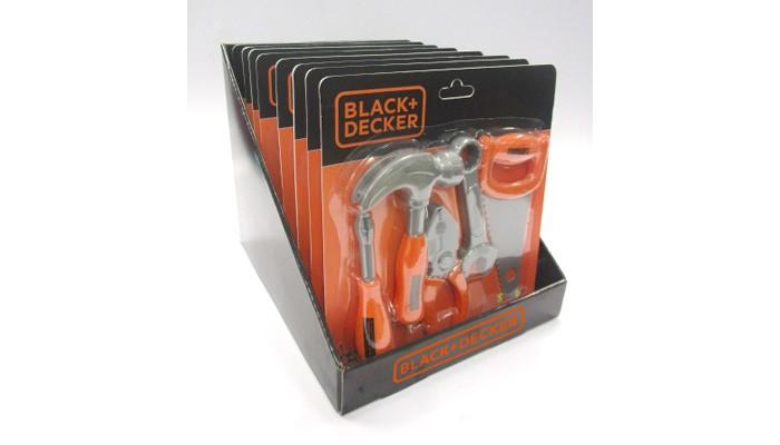 Купить Ролевые игры, Smoby Детский набор инструментов Black&Decker