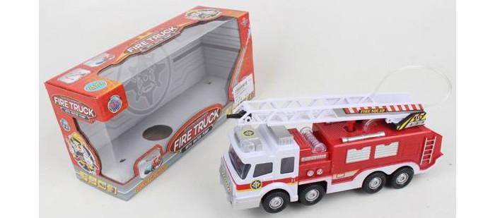 Фото - Машины Игротрейд Машинка со звуком Пожарная радиоуправляемые игрушки игротрейд машинка радиоуправляемая пожарная