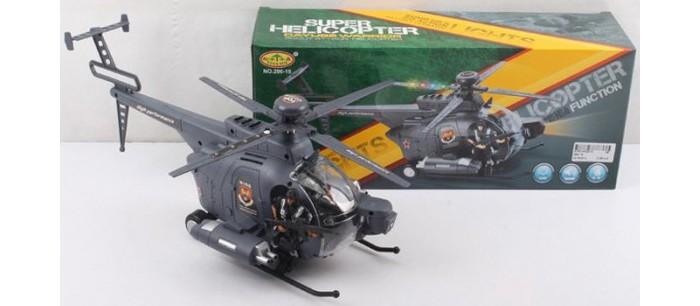 Картинка для Вертолеты и самолеты Игротрейд Вертолёт со светом и звуком 286-19/DT