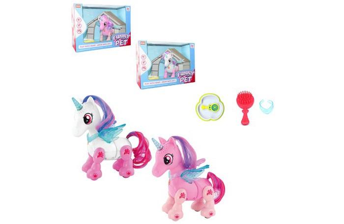 Электронные игрушки Игротрейд Лошадка 200399594 электронные игрушки игротрейд телефон 1747903